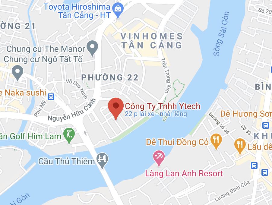 YTECH MAP